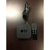Apple Tv 4ta Generación, 32gb