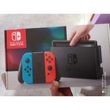 Nintendo Switch 32gb Neon Nuevo Caja Sellada