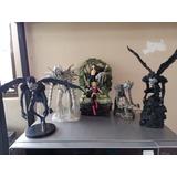 Gran Set Figuras De Colección De Death Note