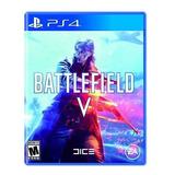 Battlefield V Ps4 Fisico Español Latino | Nuevos |