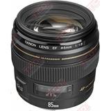 Lente Canon 85mm Ef F/1.8 Usm