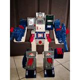 Transformer: Headmaster Autobot Base