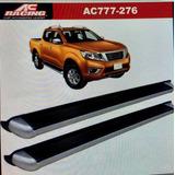 Estribos De Aluminio Ac Racing Nissan Np300 2015