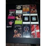 Cassettes De Rock Metal