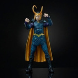 Figura Loki / Thor:ragnarok Marvel Legends