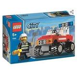 Lego City Fire Chief Car #7241