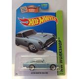 Hot Wheels Aston Martin 1963 Db5 James Bond 007