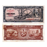 Billete De Cuba  Firma Che Guevara  Numismatic Collection