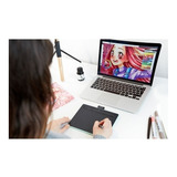 Tablet Wacom Intuos Graphic Ctl4100wlk0 Icb Technologies