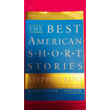 The Best American Short Stories (edited By Stephen King)