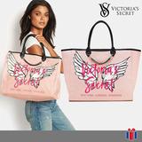 Victoria Secret Bolso City Tote Angel Rosa - Original Nuevo
