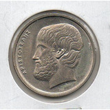 Moneda De Grecia Imagen Aristoteles # 3551 Apo