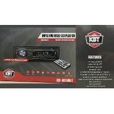 Radio Kbt Kd-100ubt Bluetooth/mp3/usb/sd/control,playsound