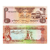 Billete De Emiratos Árabes Unidos 5 Numismatic Collection