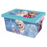 Caja Plastica Frozen 23 Litros.