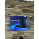 Sony Playstation 4 Pro 1tb! Nueva Ofertas