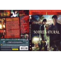 Supernatural Temp De La 1 A La 14 Serie