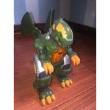 Dinosaurio Robot Con Luz, Sonido Y Camina