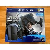 Sony Playstation 4 Pro 1tb Call Of Duty, Oferta Permanente