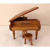 Caja De Música/piano, Estilo Antiguedad. (compare Ya)