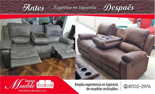 Tapicería De Muebles  Curridabat Tel 8702-2976