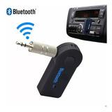 Adaptador Bluetooth Receptor Audio Music Estéreo Carro 3.5mm