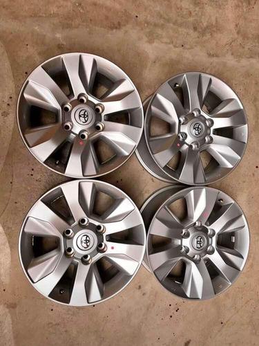 Aros 17 De Toyota Originales - Nuevos En Caja  (6x139mm)