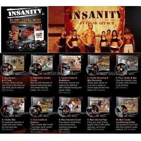 Insanity Dvd Ejercicios