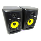 Parlantes Monitores Pareja) Krk Rokit 5 Rpg2 Powered Studio
