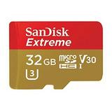 Memoria Micro Sd Sandisk Extreme 32gb Nueva