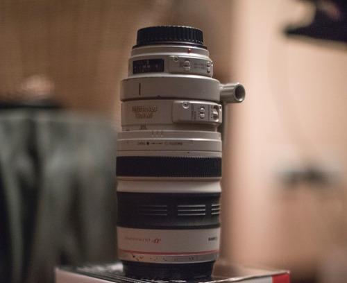 Lente Canon 100-400mm F4.5/5.6 L Is Usm Del 2010+filtro Luz