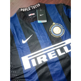 Camiseta Inter De Milán (despedida Javier Zanetti)