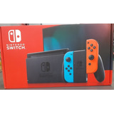 Nintendo Swinch Nuevos 2.0 + 3 Juegos