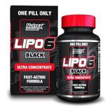 Nutrex Lipo 6 Black Ultra Concentrado 60 Caps