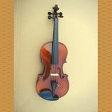Violin 4/4 Marca Gold Con Estuche Y Accesorios