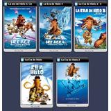 La Era Del Hielo Coleccion Películas