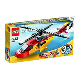 Lego Creator Rotor Rescue 5866 3 En 1