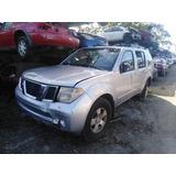 Nissan Pathfinder 2008  Repuestos
