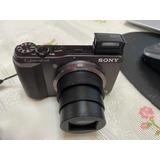 Cámara Sony Hx20v, 20x De Zoom, Gps, Lente G, 18,2mp