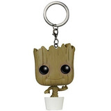Funko Pop Pocket Llavero Dancing Groot