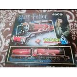 Rompecabezas De Harry Potter Expreso De Hogwarts