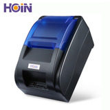 Impresora Termica Usb 58mm Para Windows Tíquets Y Tiempos