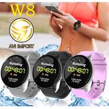 Reloj Inteligente Smartwatch W8 Resistente Al Agua Deportivo