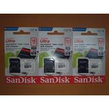 Tarjeta Memoria Micro Sd Sandisk 16 Gb 32gb 64gb - Revoscar