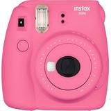 ¡solo Por Hoy! Instax Mini 9(flamingo Pink) + 20 Fotos