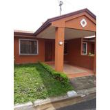 Casa En Condominio En Desamparados, 2 Habit, 1 Baño, 2 Parq
