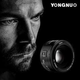 Lente Objetivo 50mm F/1.8 Yongnuo Canon Ef - Inteldeals