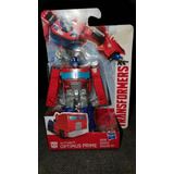 Transformers Autobot Optimus Prime Hasbro Deluxe Class