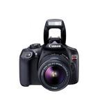 Canon T6 18mp Cmos, Con Lente 18-55mm. R Y M
