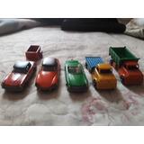 Carros De Juguetes De Colección Año 65